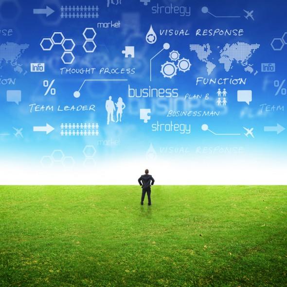 ERP-Programm für den Einsatz in Unternehmen