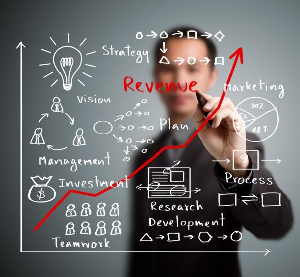 ERP-Lösungen bringen Nutzen im ganzen Unternehmen.