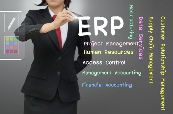 ERP-Datenbanken bilden Prozesse von Firmen strukturiert ab