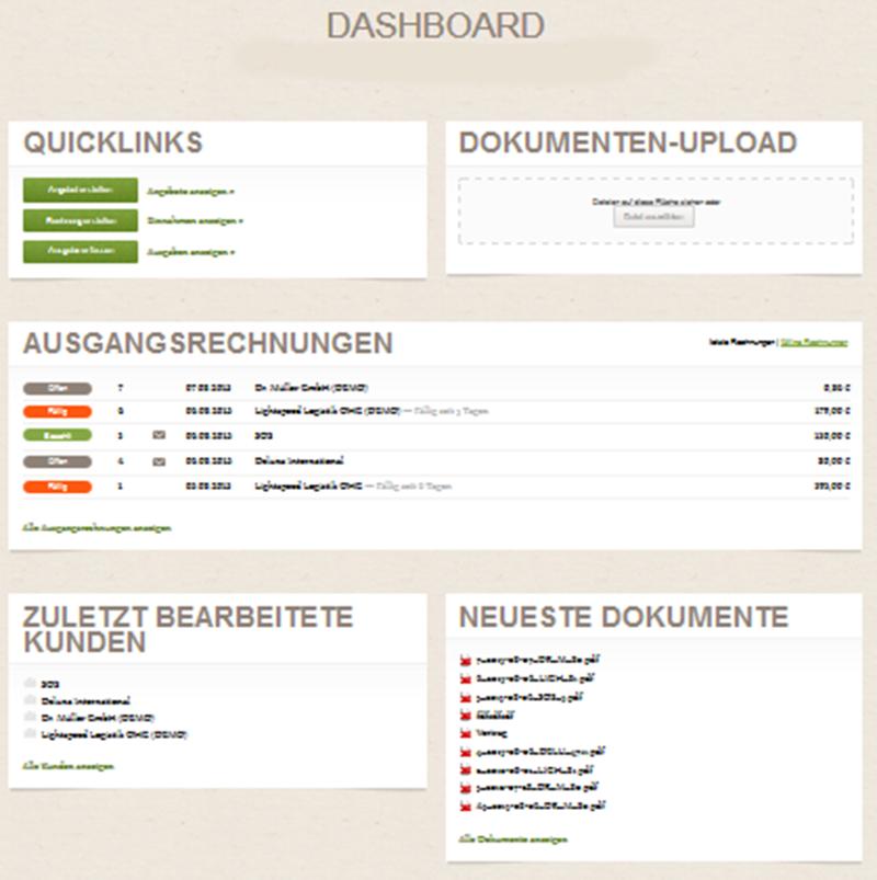 Rechnung Online Erstellen Software Lotse